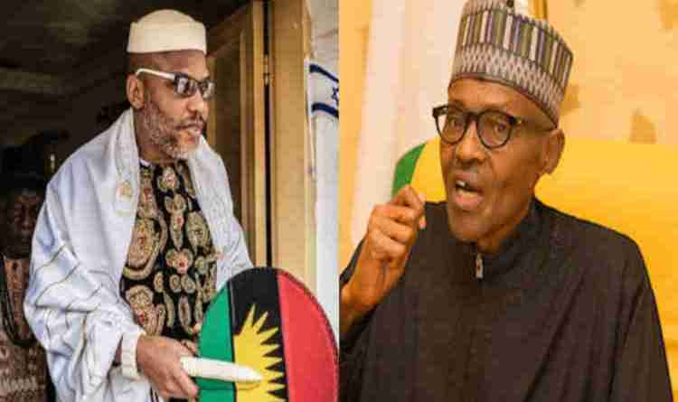 Ohanaeze Ndigbo sends a strong message to Buhari govt over Nnamdi Kanu, IPOB