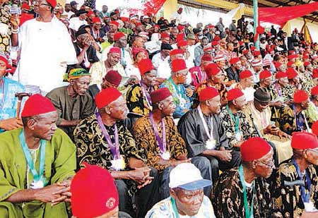 Failed to achieve 2023 Igbo presidency, we'll support self determination- Ohaneze