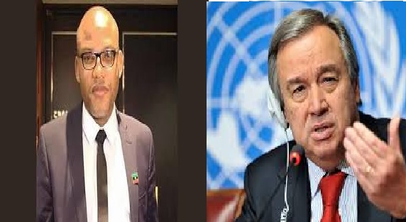 United Nations still stand on their promise to declare Biafra in October