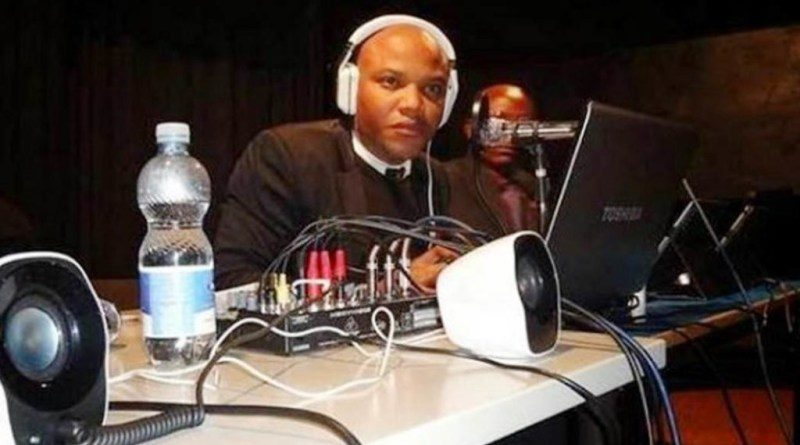 Biafra: Nnamdi Kanu shares Video of ESN In Akwa-Ibom Camp