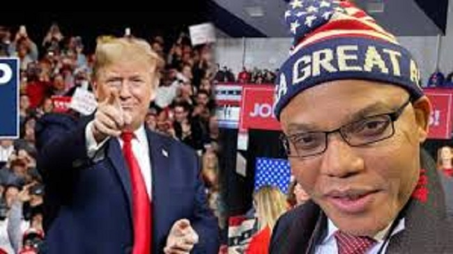 BIAFRA: US President Trump approved May 30th sit-at-home order to honor their heroes
