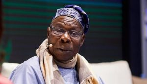 'Nigeria is got, being rated among the world's poverty capital- Obasanjo blows hot