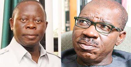 Edo Election Debate 2020: Obaseki accuses Oshiohmole of excessive borrowing