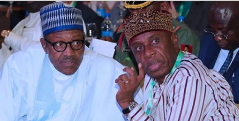 Rotimi Amaechi is like a son to President Buhari –says, El-Rufai