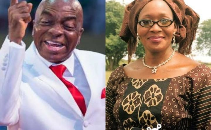 Controversial journalist, Kemi Olunloyo blasts Oyedepo saying 'church is not essential'