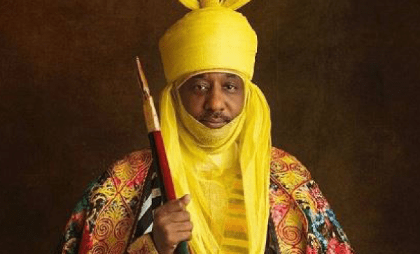 Former Emir of Kano, Lamido Sanusi II 4th wife delivered a baby girl