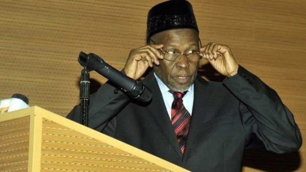 CJN, Justice Ibrahim Muhammad urges all Chief Judges in Federal and States to decongest prisons
