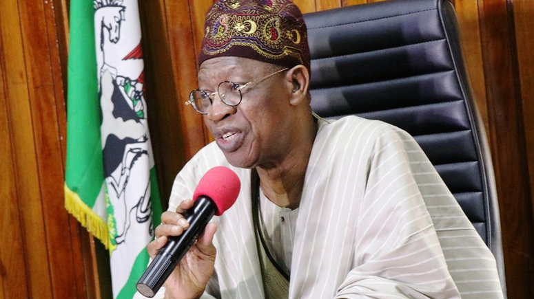 'There is nothing bad in borrowing loan for infrastructure- Lai Mohammed