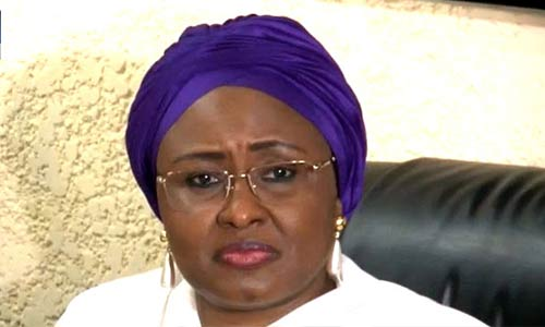 Impunity: Gunshots Fired, ADC, Others Detained, As Aisha Buhari Confront Husband Personal Aide