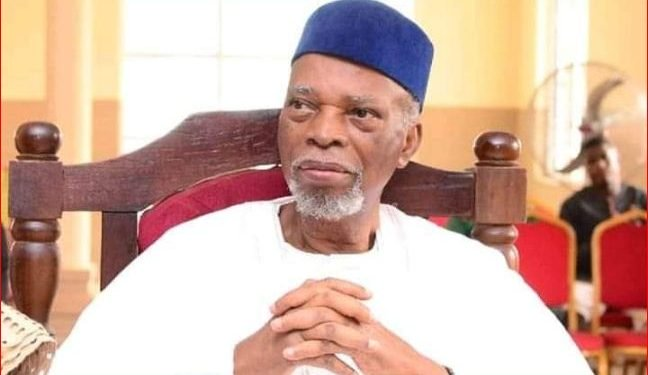 BREAKING: Bamidele Olumilua, former old Ondo Gov. dies at 80