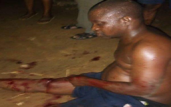 Drunken Police Sergeant kills Inspector in Lagos