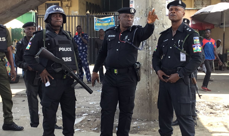 BREAKING: Boat Carrying Police in Bayelsa Bye-Election Capsize