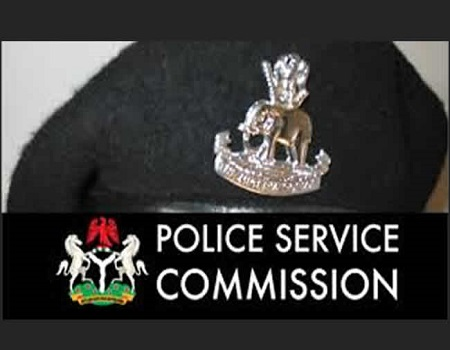 See When Police Recruitment Screening Will Commence