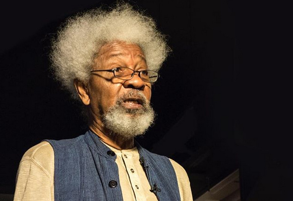 'No one' is in charge of Nigeria- Wole Soyinka