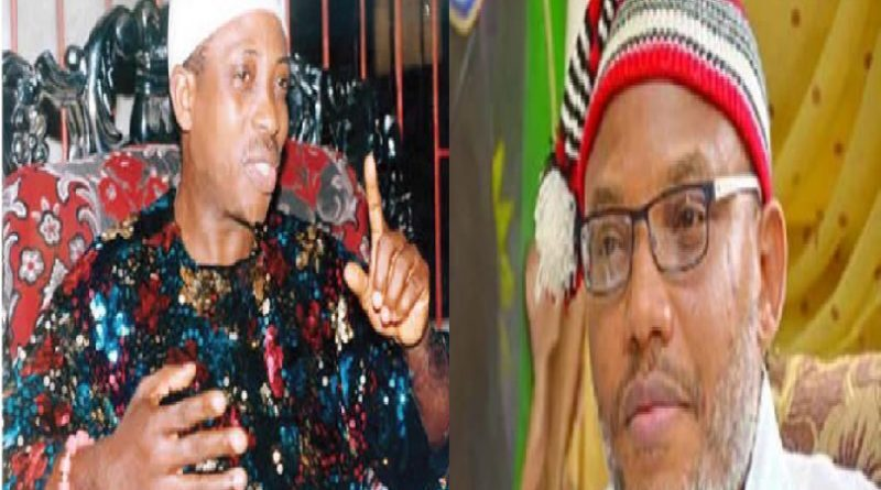 """I regret leaving Radio Biafra for Nnamdi Kanu- says, Uwazuruike"