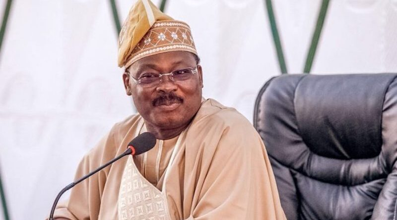 BREAKING: Ex-Governor of Oyo State, Abiola Ajimobi is dead