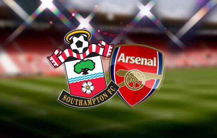 Southampton team always been a problem to the Arsenal football club