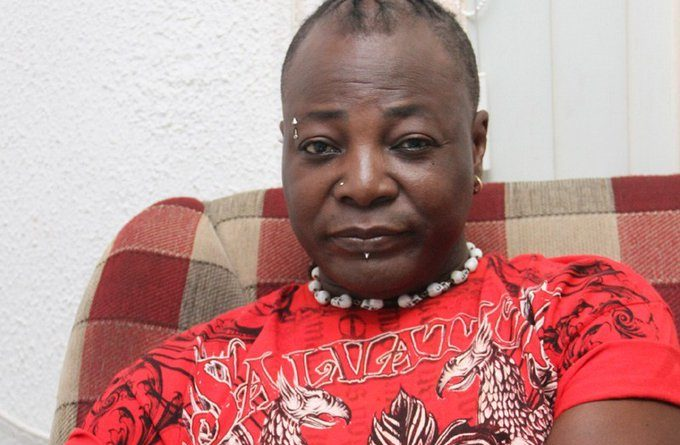 Charley Boy blows hot says the Igbo elites only represent their stomach and sabotaging the actualization of Biafra freedom
