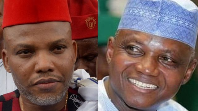 'They can't survive, If Give them Biafra for 1 year- Shehu Garba