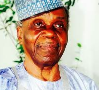 BREAKING: Kwara State Governor's Dad is Dead