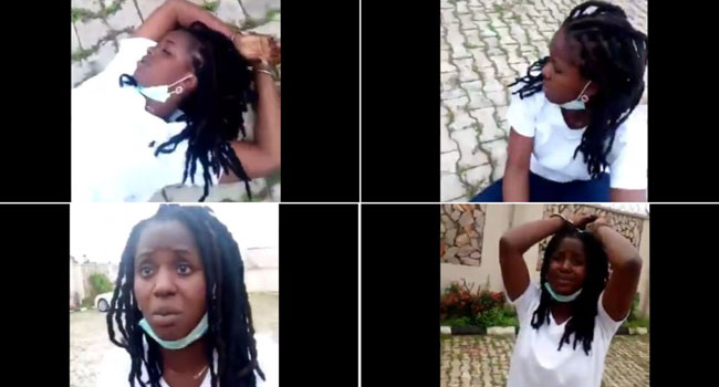 'The Viral Video Over S3xual Harassment Under Investigation- says, IGP(Video)