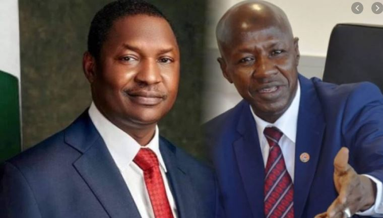 EFCC: Northern Youths Declare Support For Malami Over Magu's Probe
