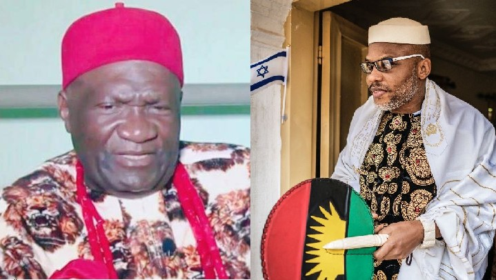 BIAFRA: Ohanaeze vows action against Nnamdi Kanu