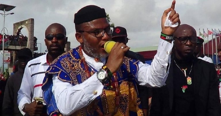 Biafra: I Have Vow To Restore Biafra Even though It Will Cost My Life- Nnamdi Kanu