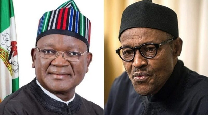 Why Herdsmen Should Be Declare As Terrorists, Ortom Tells Buhari