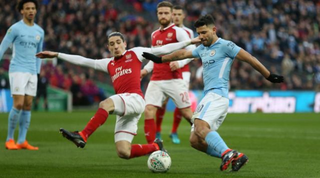 Arsenal vs Man City Live Stream, How to Watch FA Cup Semi-Final Online