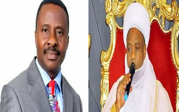 CAN President, Sultan calls for fasting and prayer against COVID-19 in Nigeria