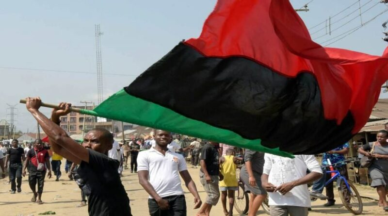 See What IPOB's Group Says Eastern Security Outfit Targets On...