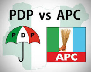 EDO DECIDES: PDP, APC Youths Clash In Edo (Video)