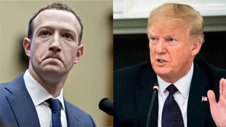 'No deal of any kind with President Donald Trump, Facebook CEO Denies