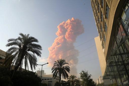Explosion: Heavy Blasts Rocks Lebanon's Central Beirut Injured Thousands