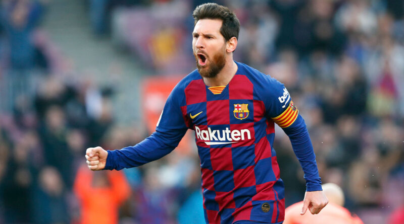Lionel Messi submits request to leave Barcelona