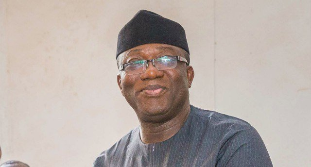 Just In: APC Suspend Gov. Fayemi- Give Reasons