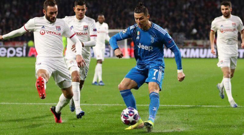 Watch Juventus vs Lyon on TV, Live Stream