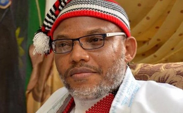 No basis for Nigeria's unity- Nnamdi Kanu