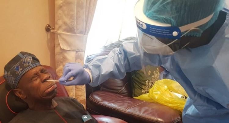 Ex-Nigeria President, Obasanjo tests negative for coronavirus