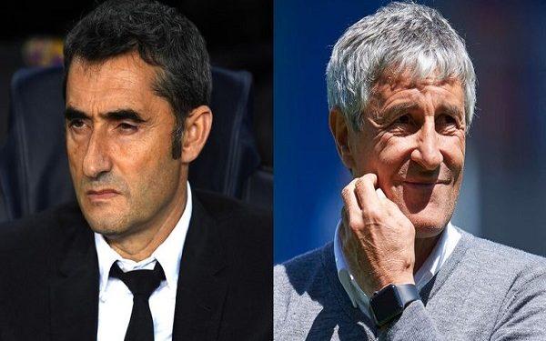 BREAKING: Quique Setien sack as Barcelona Coach