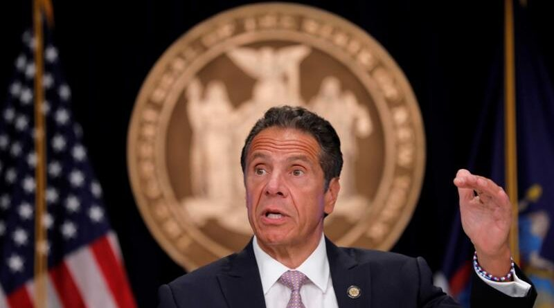 See How New York Governor, Andrew Cuomo Handled Coronavirus