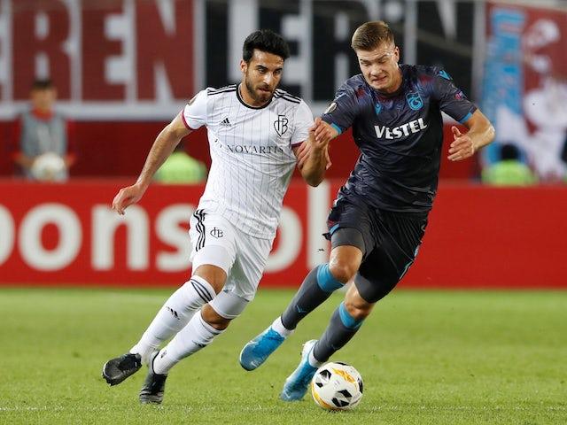 Watch FC Basel vs Eintracht Frankfurt Live Stream