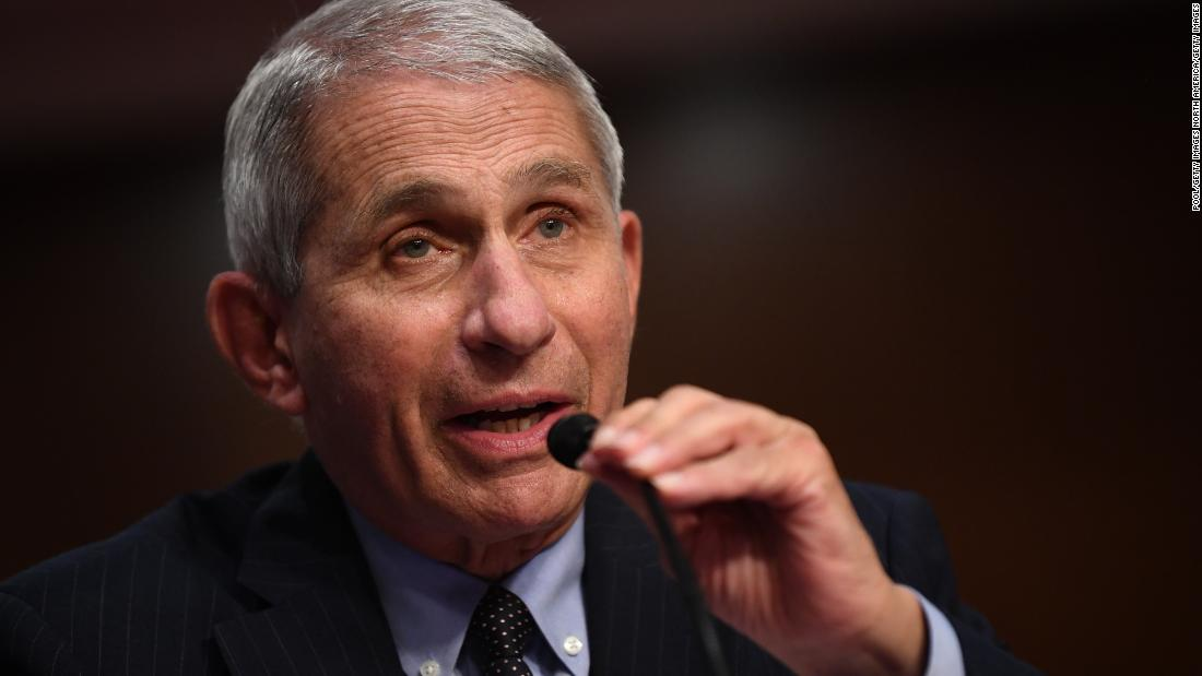 Dr. Anthony Fauci reviews how Sunlight kills COVID-19 in 40 minutes