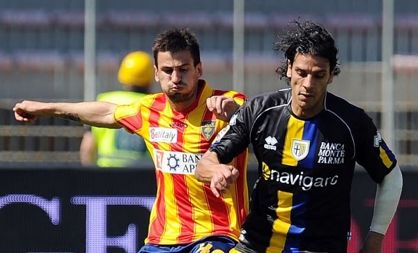 Watch Lecce vs Parma Live Streaming