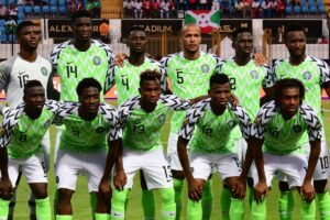 See When Super Eagles With Sierra Leone Match Fix By AFCON
