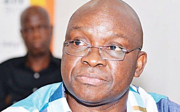'We Won't Allow Fayose To Hijacked Ekiti PDP