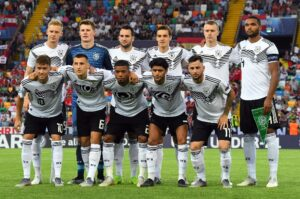 Watch Belgium U21 vs Germany U21 Live