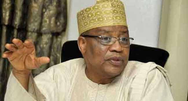 'I'll overthrow Buhari- Babangida