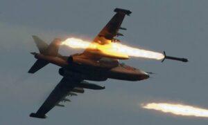 Nigeria Military Airstrikes Kill Scores of Bandits In Zamfara(Video)